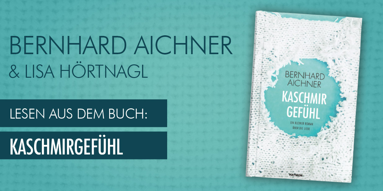 Bernhard Aichner in Mieming